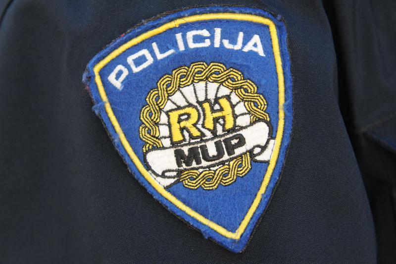 Policija logo