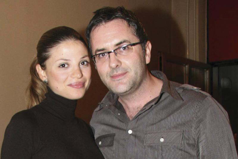 Tarik Filipović i Lejla Šehović