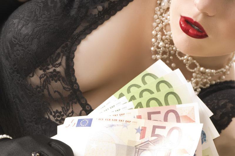 Prostitucija (Ilustracija)