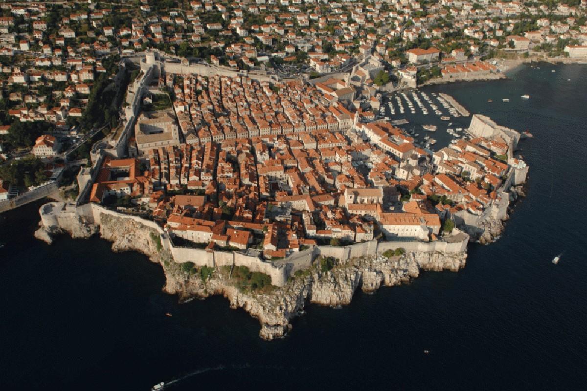 Grad iz zraka