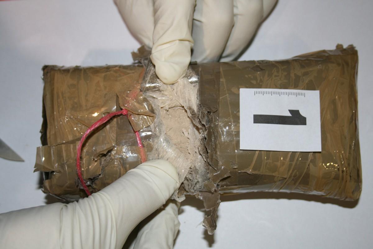 Heroin sakriven u vozilu