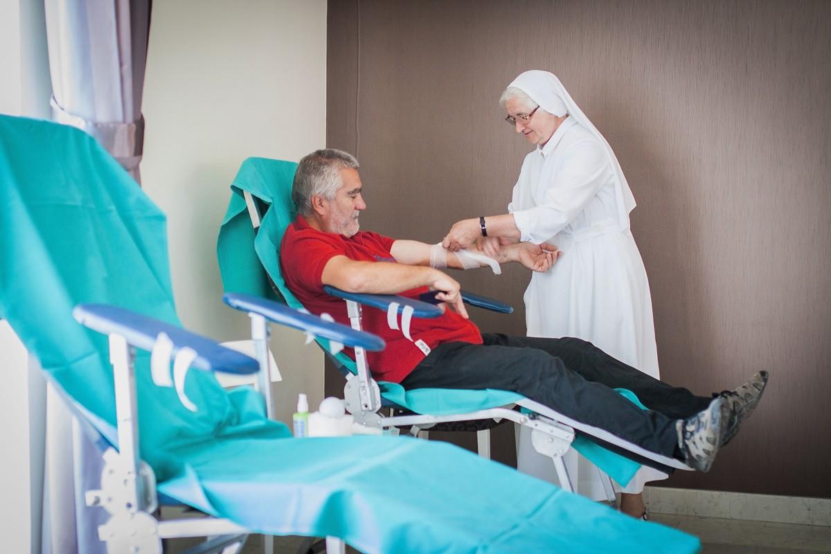 Darivanje krvi Vela Luka