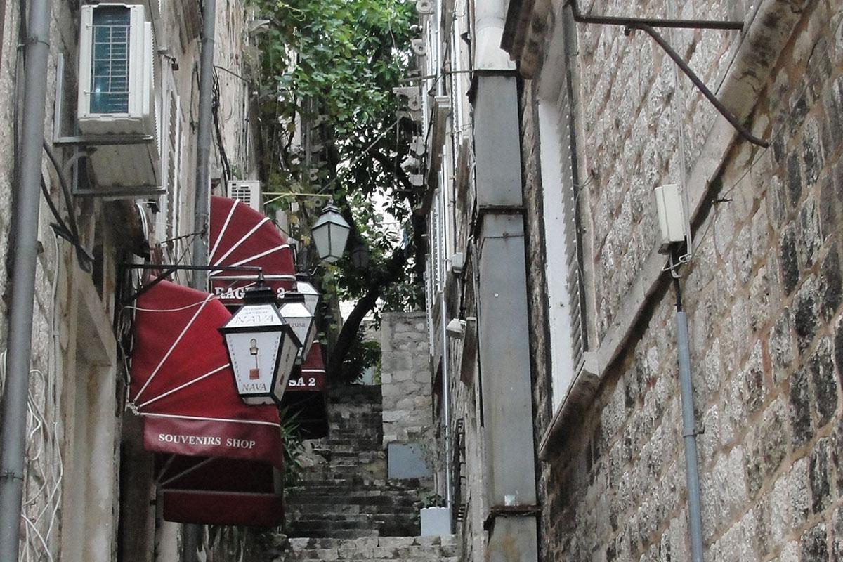 Ulicama moga Grada - Dropčeva