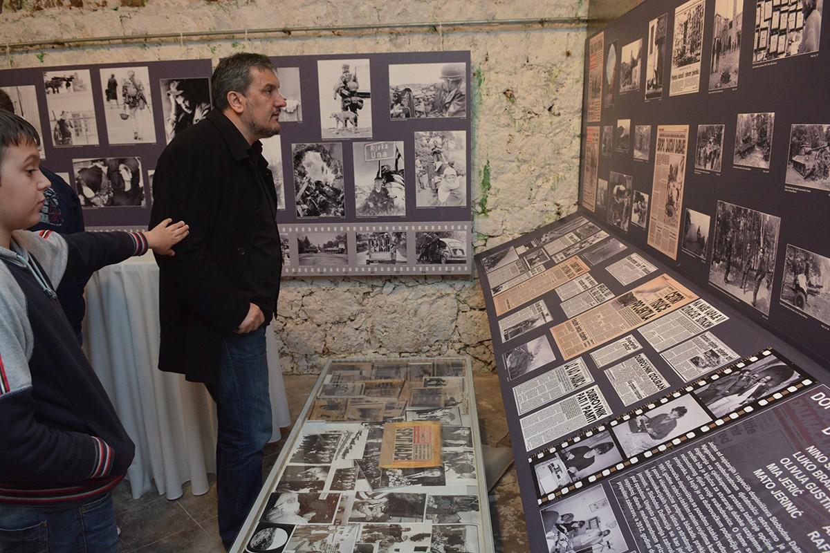 Izložba Muzeja Domovinskog rata Srđ
