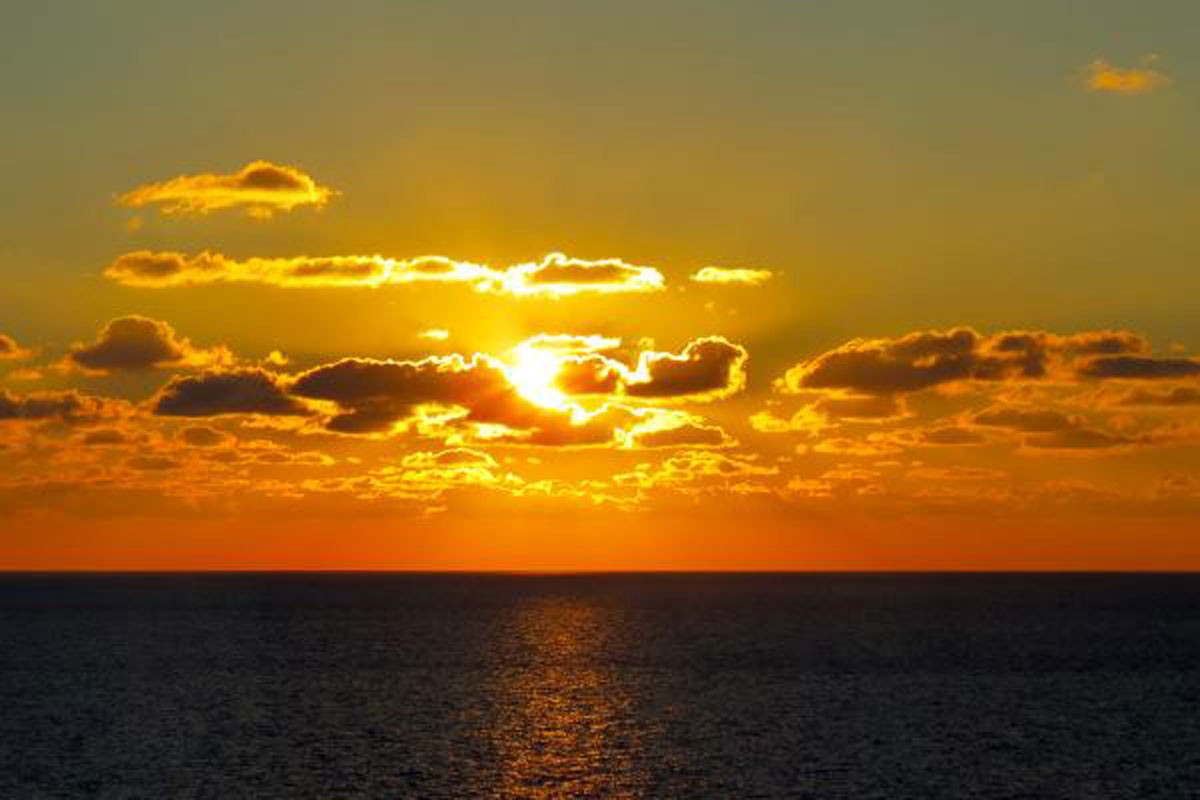 Dubrovački zalazak sunca