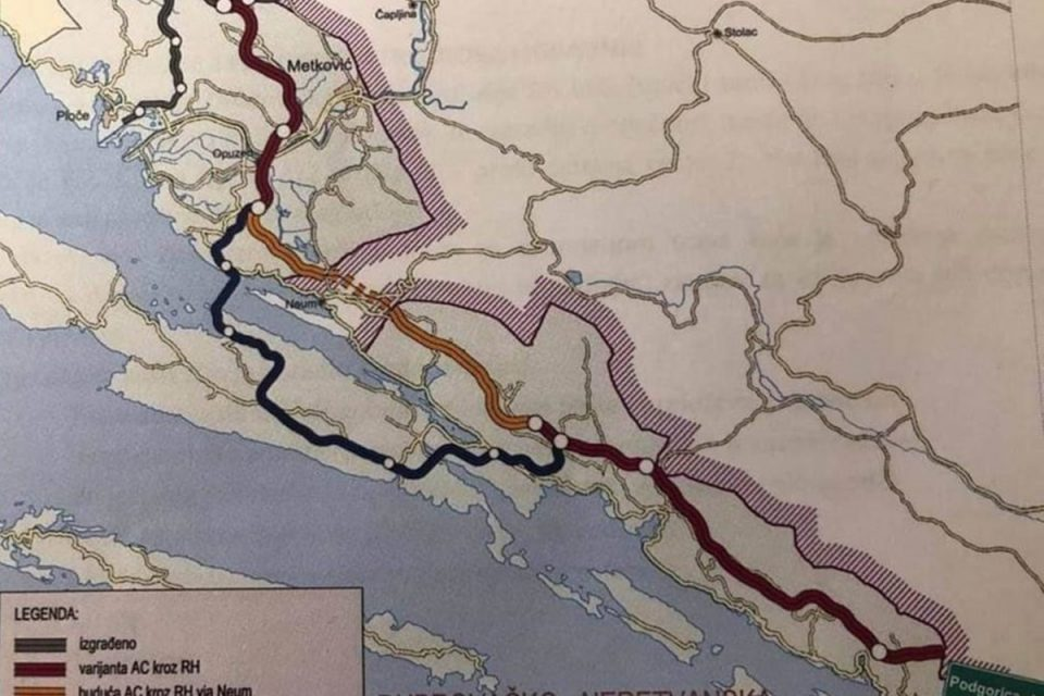 Autocesta Dubrovnik